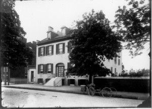 Loat's Female Orphan Asylum, now home to the HSFC.